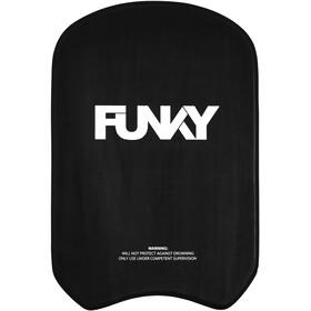 Funky Trunks Kickboard, zwart/bont